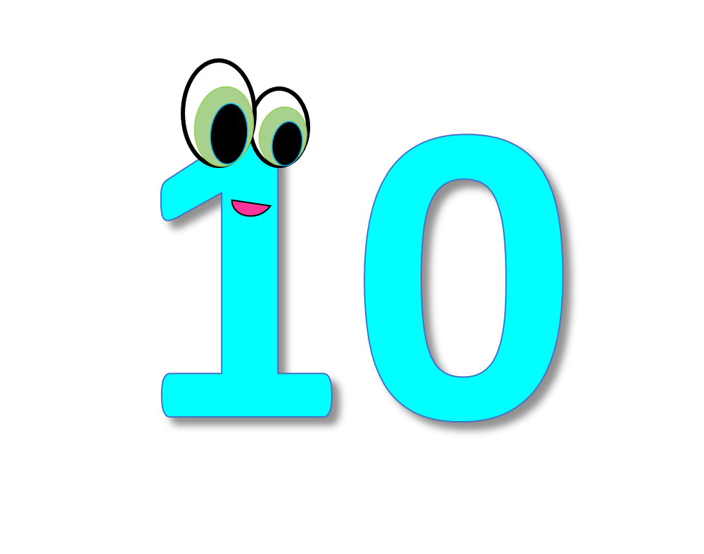 10 >> 10 Clipart 3 Clipart Station