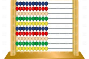 abacus clipart 1