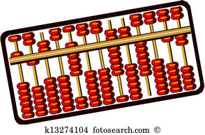 abacus clipart 3