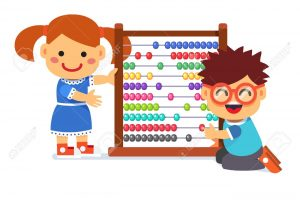 abacus for kids clipart 3