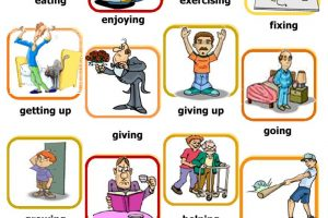 action words clipart 7