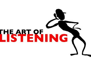 active listening clipart 10