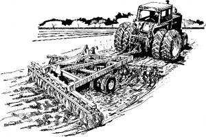 agriculture clipart black and white