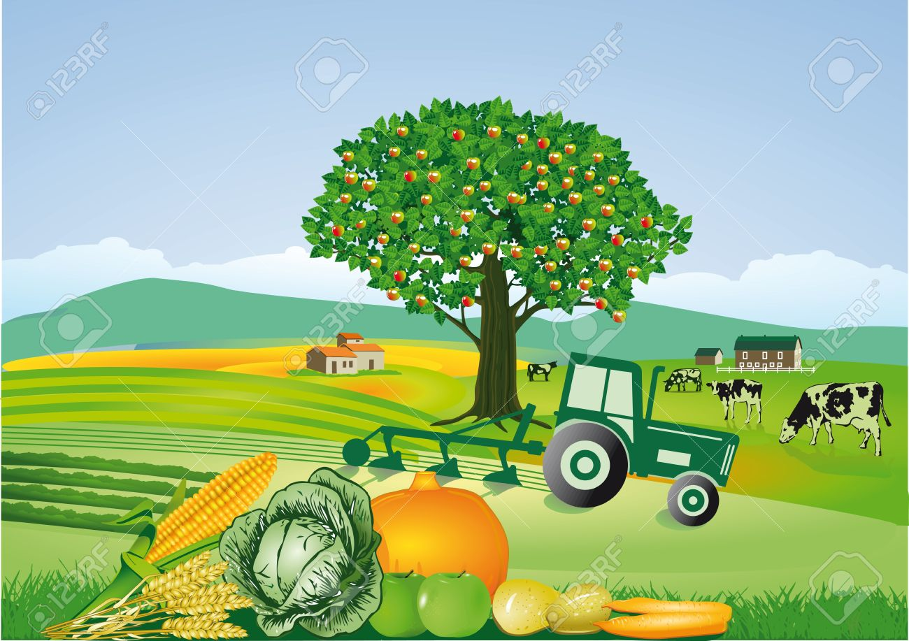 Agriculture Clip Art : Agriculture farming clipart station