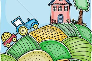 agriculture field clipart 11