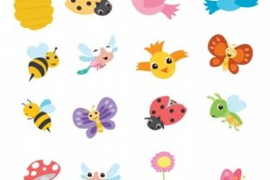 air animals clipart 3