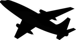 airplane clipart no background 4