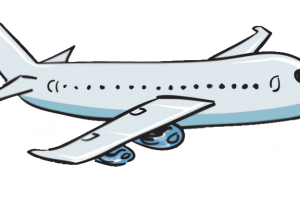 airplane clipart no background 6