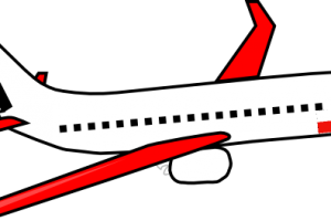 airplanes clipart 4