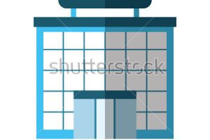 airport building clipart 5