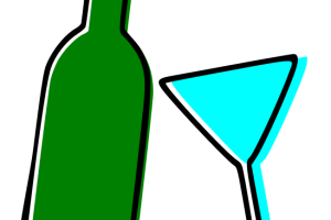 alcohol clipart 1