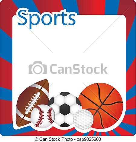 All Sports Backgrounds Clipart 7