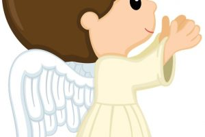 angel boy clipart png