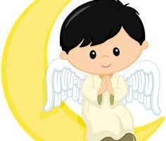 angel boy clipart png 4
