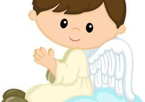 angel boy clipart png 5