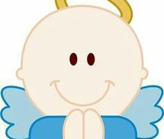 angel boy clipart png 6
