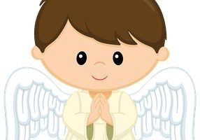 angel boy clipart png 9