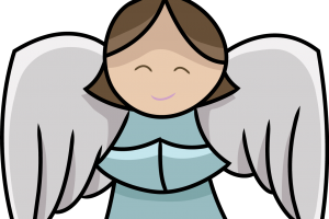 angel clipart 1