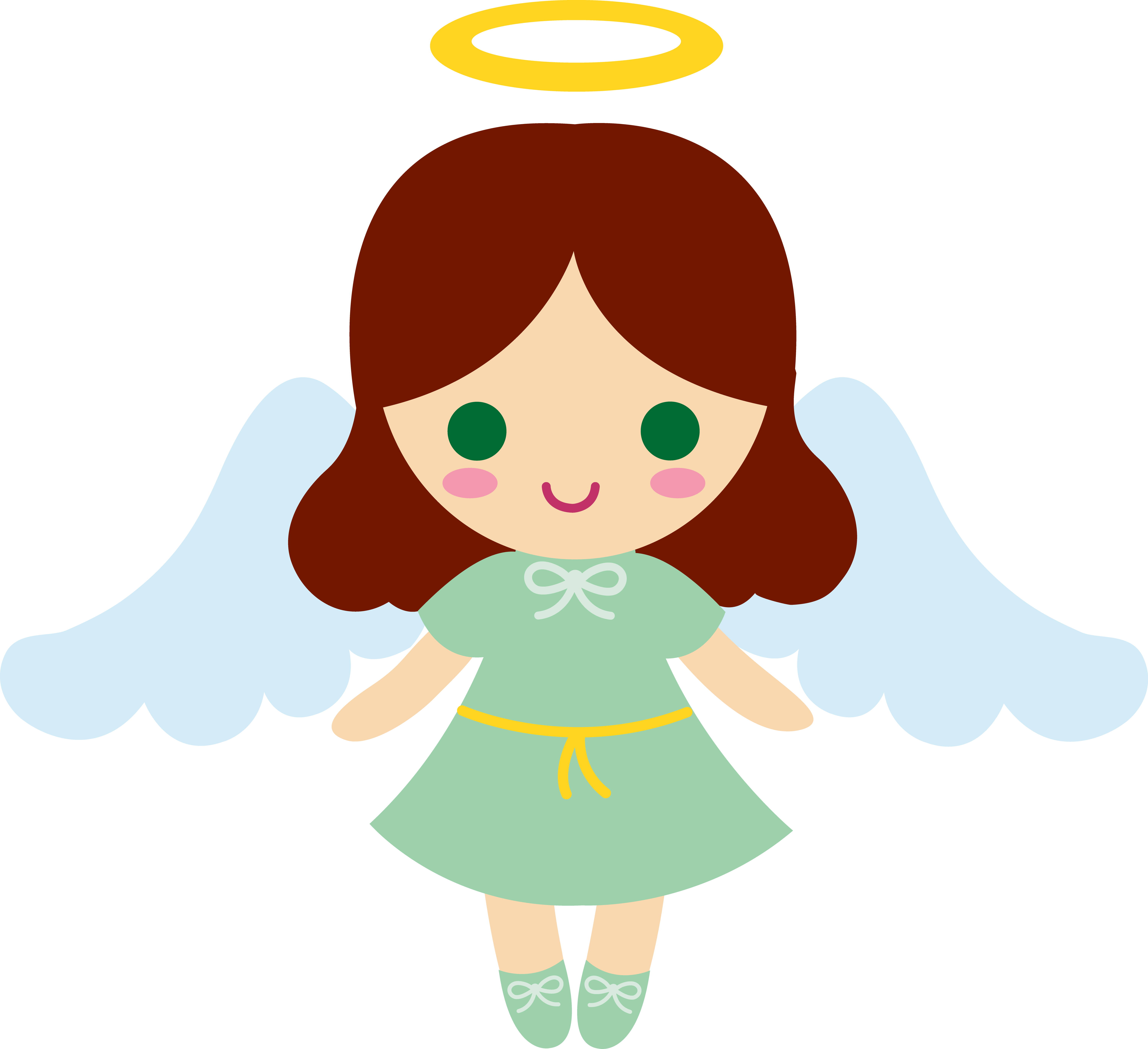 angel clipart 4