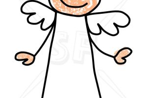 angel clipart 7