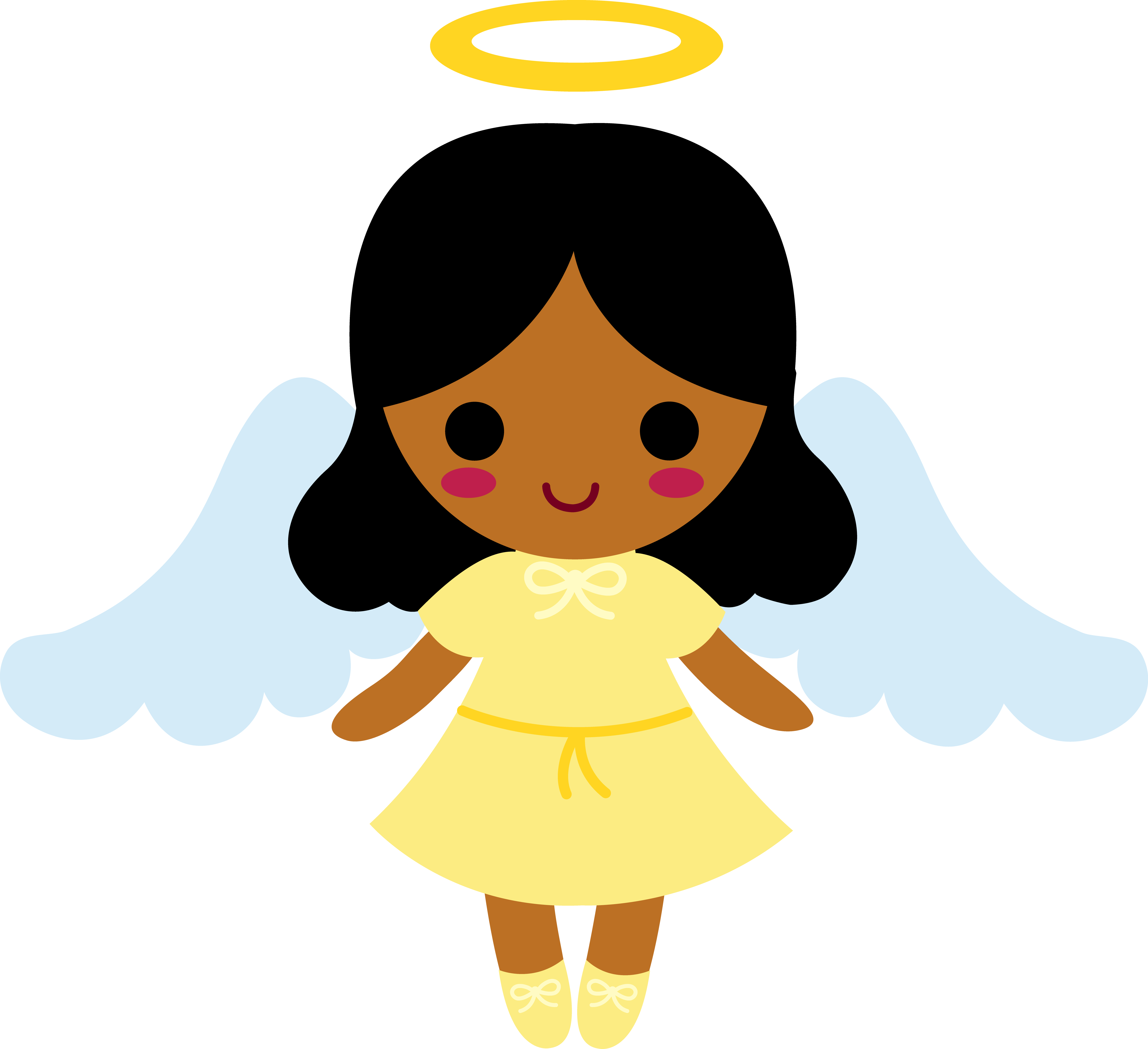 angel clipart png 6