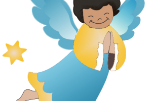 angels clipart 2