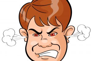 anger clipart 1