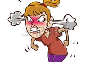 anger clipart 4