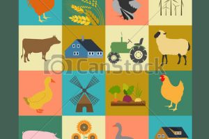 animal husbandry clipart 8