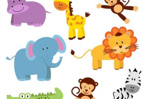 animals clipart for kids 5