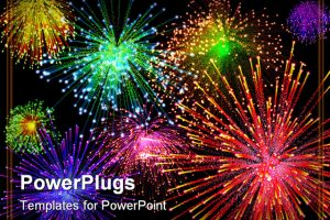 animated fireworks clipart for powerpoint 2