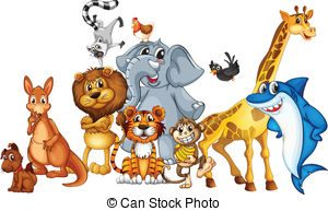 animaux clipart