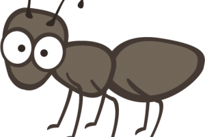 ant clipart 1