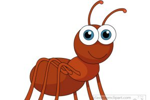 ant character insect