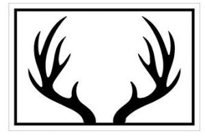 antlers clipart