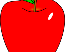 apple clipart 2