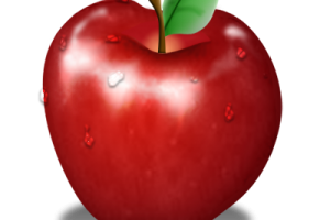 apple clipart png 7