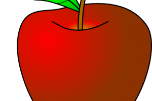 apple clipart png 8