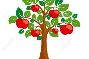 appletree clipart 5