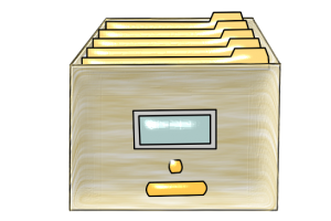 archives clipart