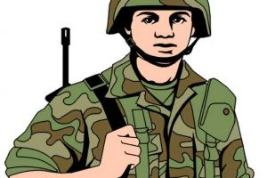 army clipart 2