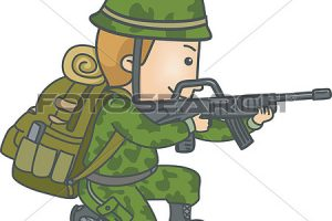 army clipart 4