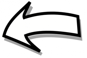 arrow clipart black and white 2