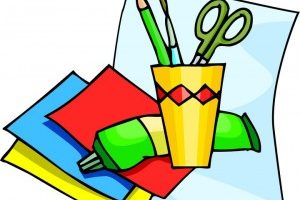 art and craft clipart 2
