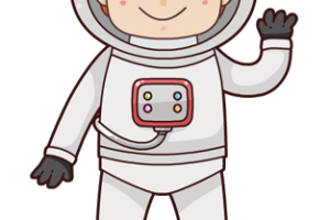 astronaut clipart png 1