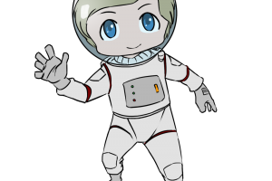 astronaut clipart png 3