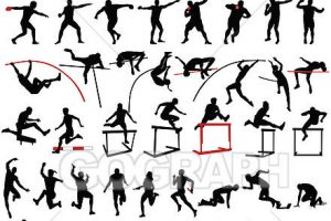 athletic clipart 10