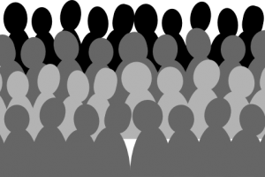 audience clipart 4