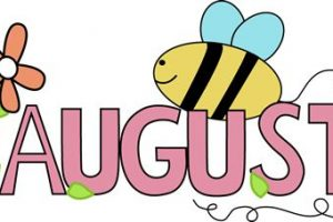 august clipart 4