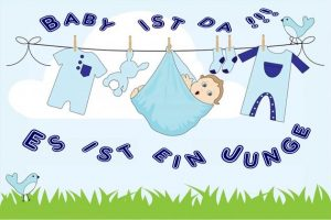 baby junge clipart 10